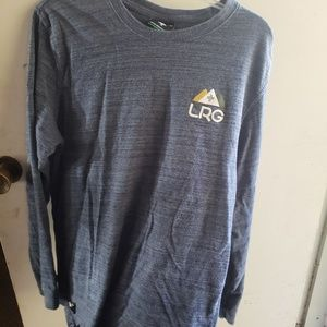 lrg Long sleeve t